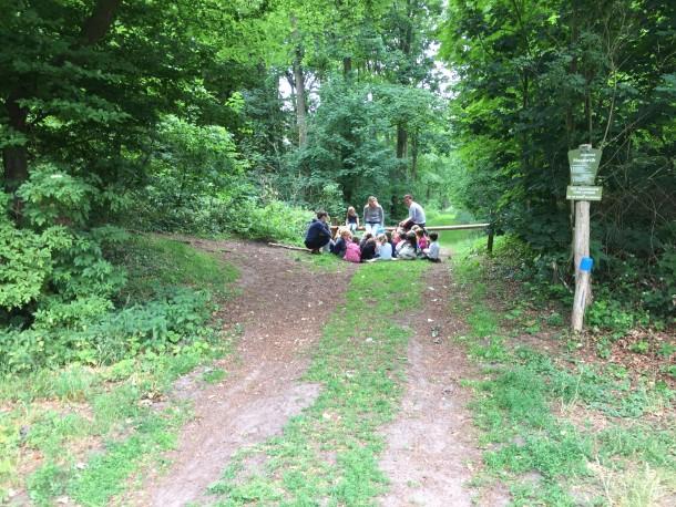 buitenschool op Landgoed Haanwijk
